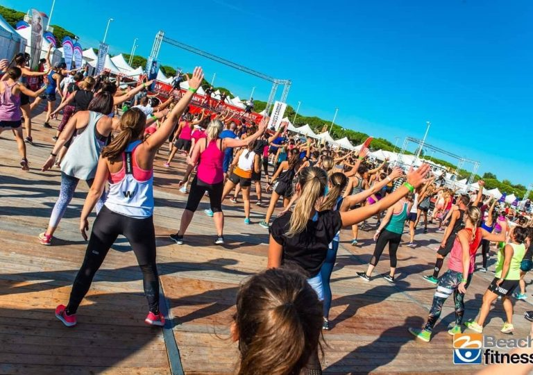 Bibione Beach Fitness 2019